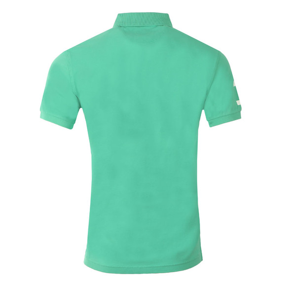 Hackett Mens Green GMD SS Polo main image