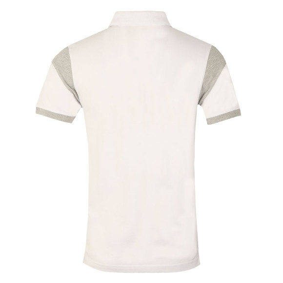 Luke Mens White Luther Polo main image