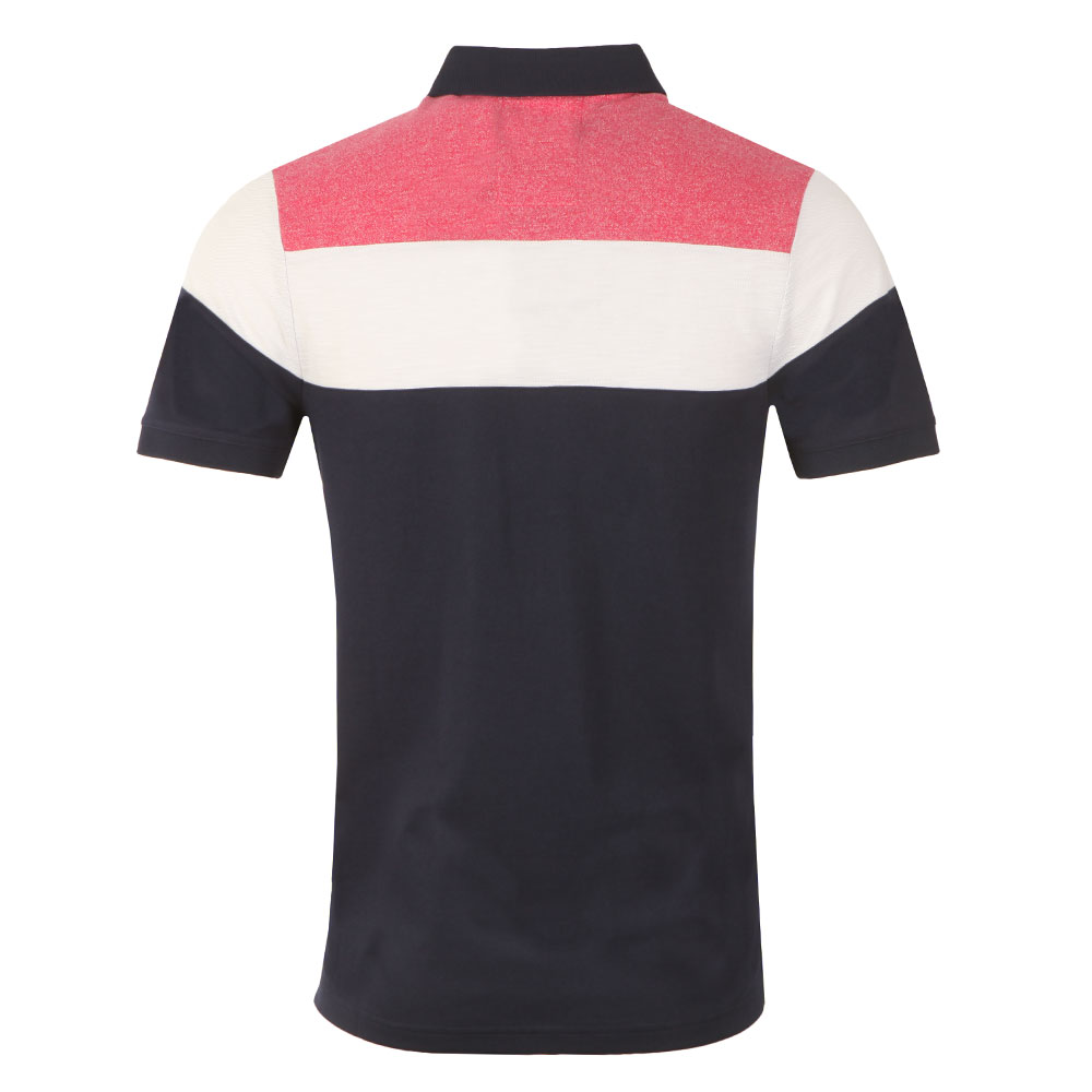 Mickey Spacers Striped Polo main image