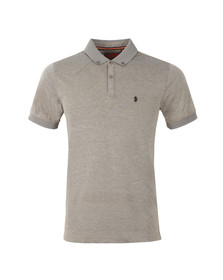 Luke Mens Grey Billiam OTM Polo