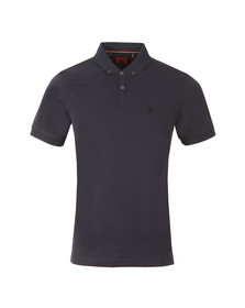Luke Mens Blue Billiam OTM Polo
