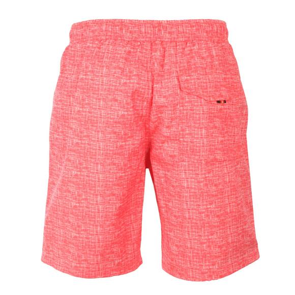 Luke 1977 Mens Red Cagy Knee Length Swim Short main image