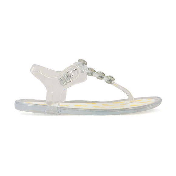 Holster  Girls Transparent Tropical Sandal main image