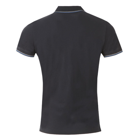 Diesel Mens Blue Skin Polo Shirt main image