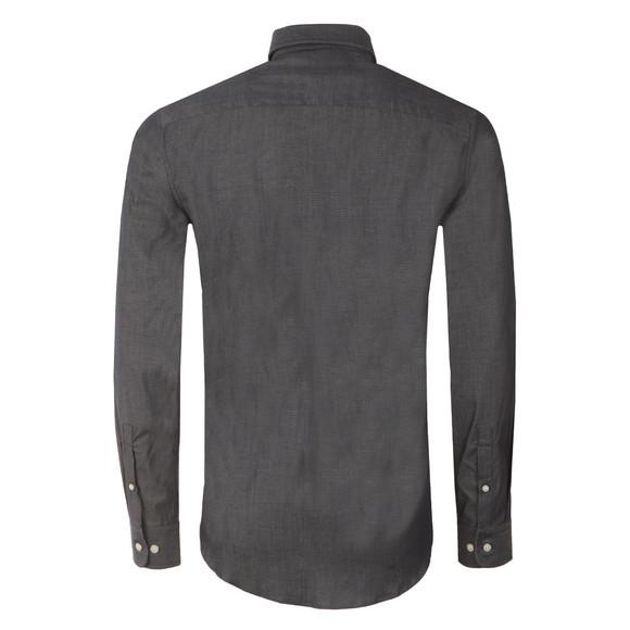 Henri Lloyd Mens Blue L/S Mallwyd Shirt main image