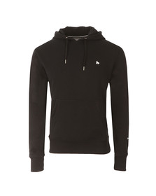 Money Mens Black Zamac Hoody