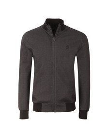 Henri Lloyd Mens Blue Kingsnorth Full Zip Sweat
