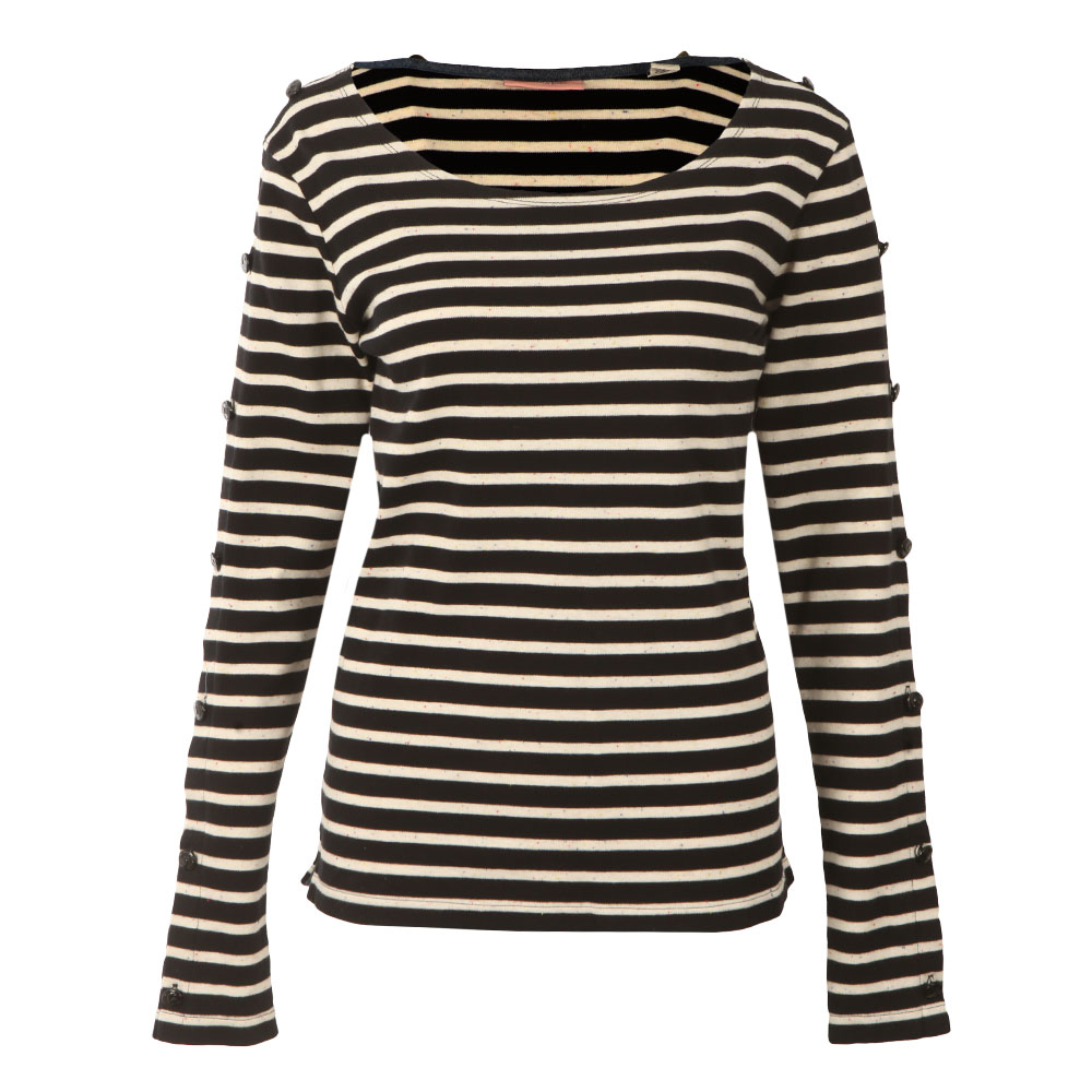 Long Sleeve Breton T Shirt main image