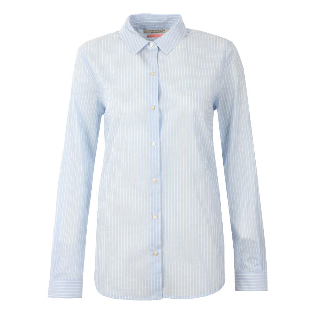 Preppy Cotton Shirt main image