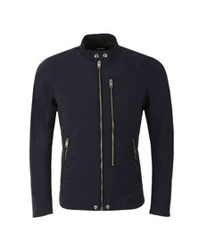 Diesel Mens Blue J-Miles Jacket