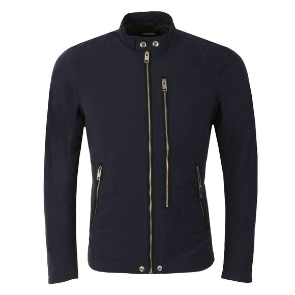 Diesel Mens Blue J-Miles Jacket  main image