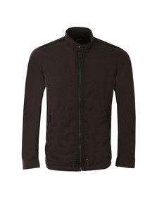 Diesel Mens Black J-Rum Jacket