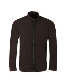Diesel Mens Black J-Rum Jacket