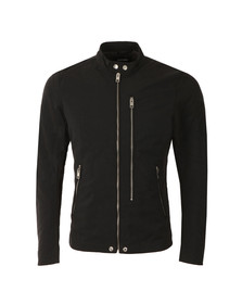 Diesel Mens Black J-Miles Jacket