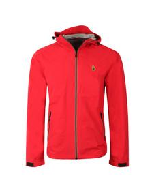 Luke Mens Red Raleigh Jacket