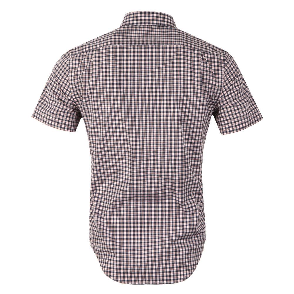 CH3951 Check SS Shirt main image