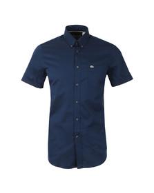 Lacoste Mens Blue S/S CH3977 Shirt