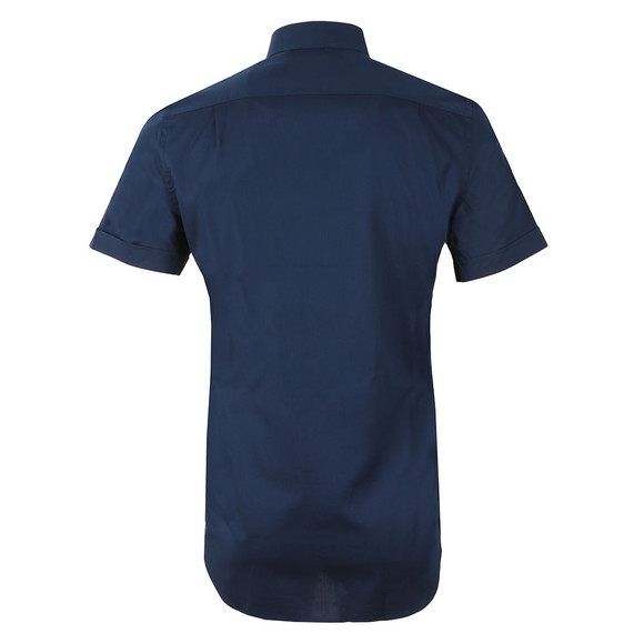 Lacoste Mens Blue S/S CH3977 Shirt main image