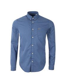 Lacoste Mens Multicoloured L/S CH3940 Check Shirt