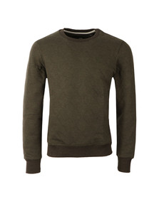 G-Star Mens Green Javkk Sweat