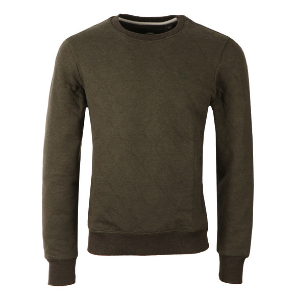 G-Star Mens Green Javkk Sweat main image