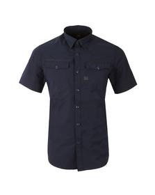 G-Star Mens Blue 3301 SS Shirt