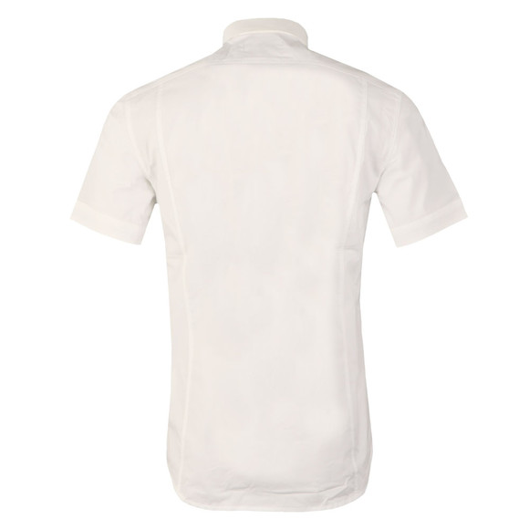 G-Star Mens White 3301 SS Shirt main image