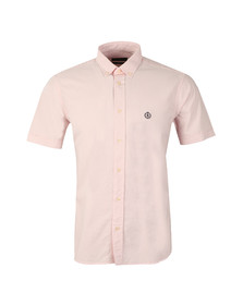 Henri Lloyd Mens Pink S/S Henri Club Shirt