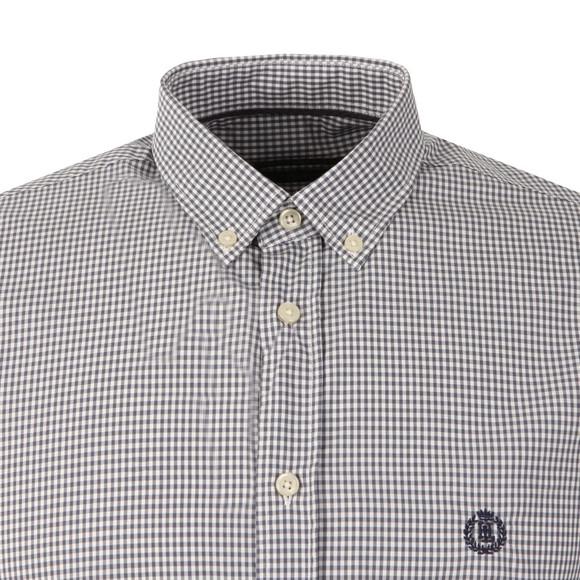 Henri Lloyd Mens Blue L/S Deben Shirt main image