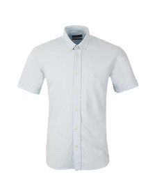 Henri Lloyd Mens Blue S/S Henri Club Shirt
