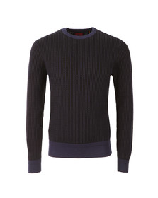 Luke Mens Blue Simeons Jumper