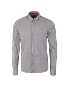 Luke Mens Blue Twentyfourseven Clean Shirt