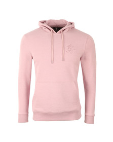 Gym king Mens Purple Overhead Hoody
