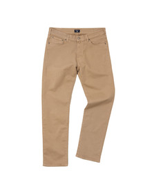 Gant Mens Brown Regular Straight Jean