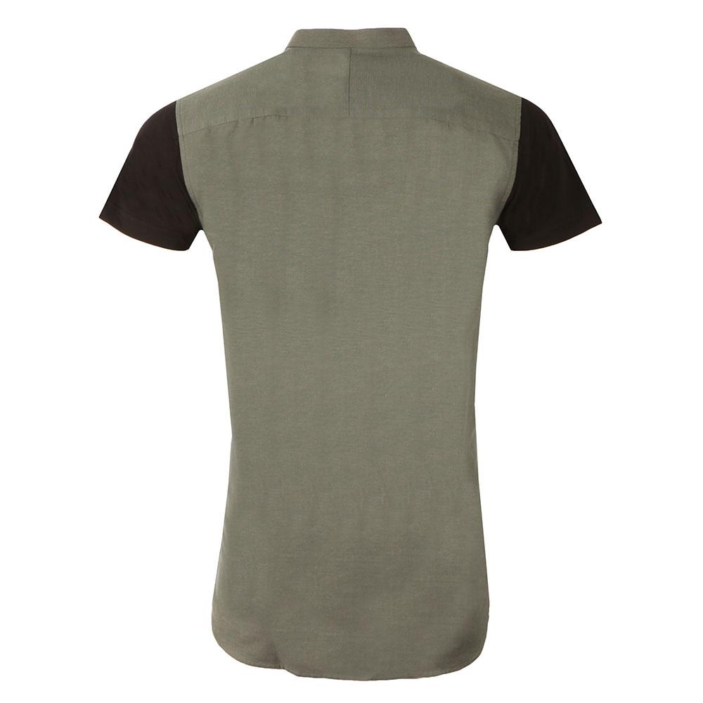 Contrast Short Sleeve Jersey Shirt main image