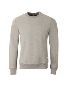 Paul Smith Mens Grey Reg Fit Sweatshirt