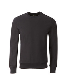 Paul Smith Mens Blue Reg Fit Sweatshirt