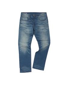 G-Star Mens Blue 3301 Itano Stretch Jean
