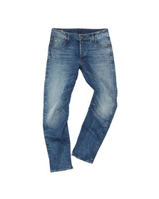 G-Star Mens Blue Arc Slim Jean