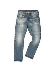 G-Star Mens Blue 3301 Higa Tapered Jean