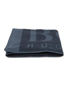Boss Mens Blue Beach Towel