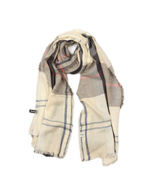 Barbour Lifestyle Womens Multicoloured Freya Wrap Scarf