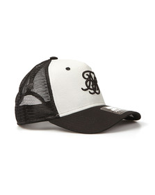 Sik Silk Mens Black X Starter Trucker Cap