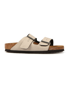 Birkenstock Womens Off-white Arizona Sandal