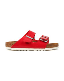Birkenstock Womens Red Arizona Sandal