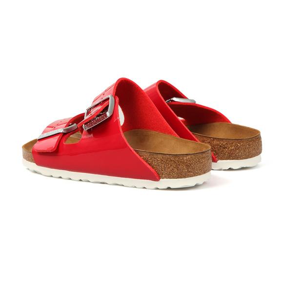 Birkenstock Womens Red Arizona Sandal main image