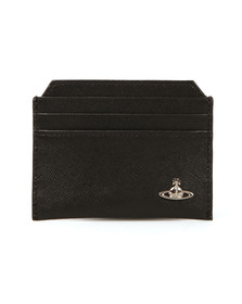 Vivienne Westwood Mens Black Milano Card Holder
