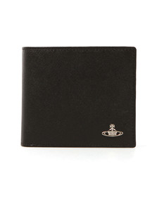 Vivienne Westwood Mens Black Kent Card Wallet