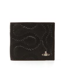 Vivienne Westwood Mens Black Belfast Wallet