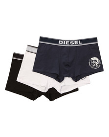 Diesel Mens Multicoloured UMBX Shawn 3 Pack Boxer